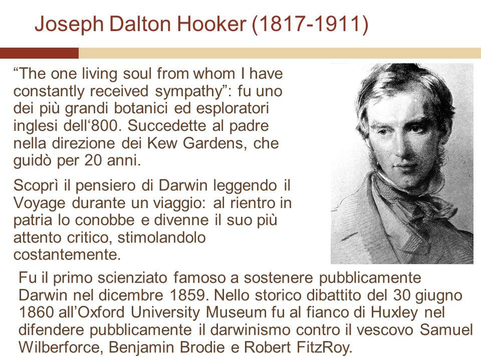 Joseph Dalton Hooker (1817-1911)