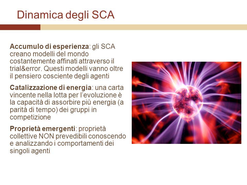 Dinamica degli SCA