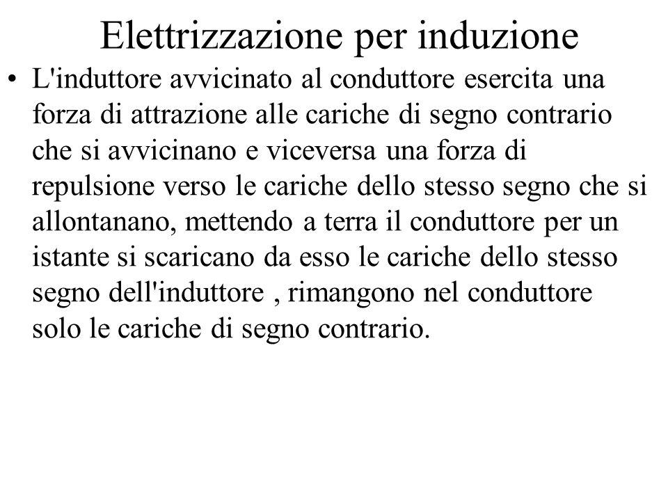 Elettrizzazione per induzione
