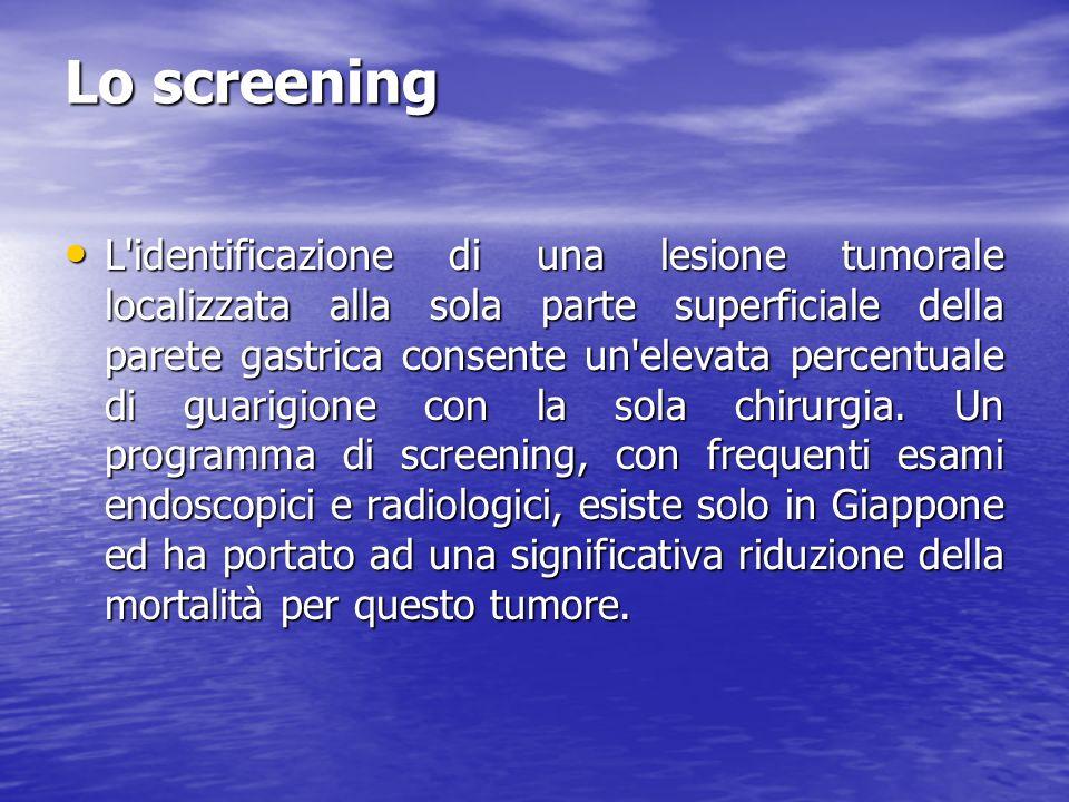Lo screening