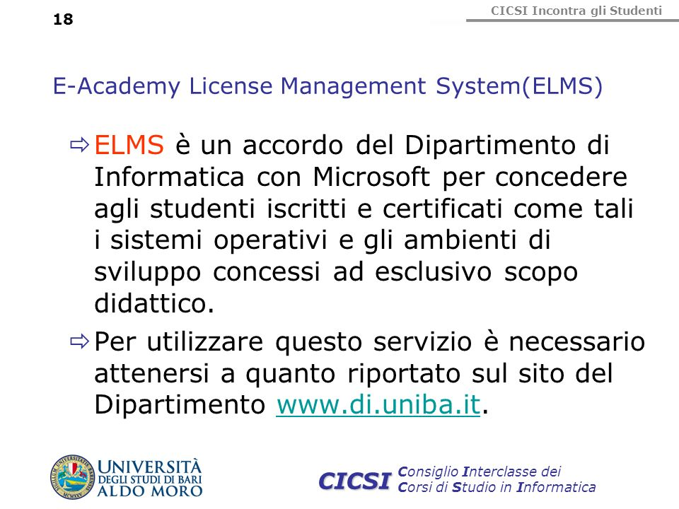E-Academy License Management System(ELMS)