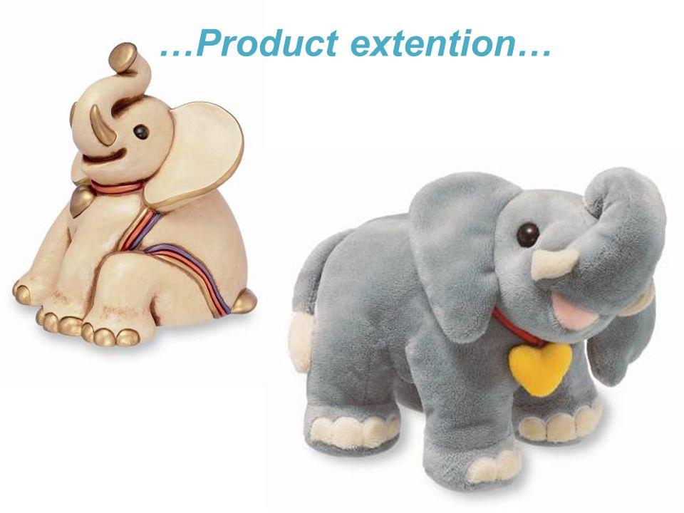 …Product extention… L' ampliamento della gamma prodotto ha portato all'utilizzo di nuovi materiali.