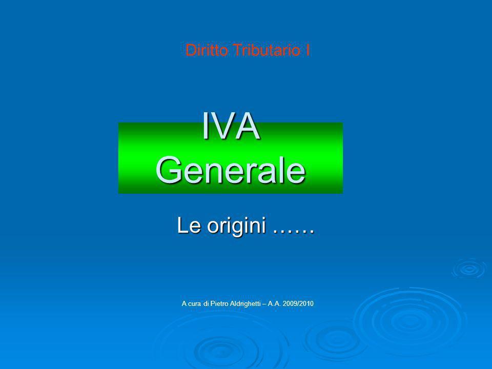 A cura di Pietro Aldrighetti – A.A. 2009/2010