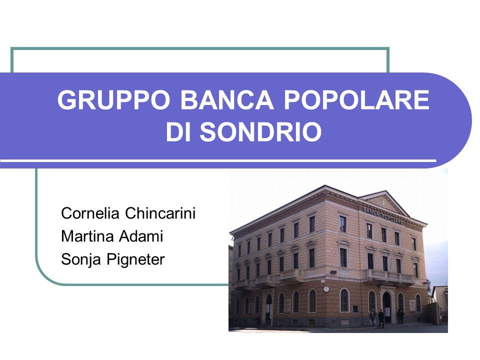 GRUPPO BANCA POPOLARE DI SONDRIO