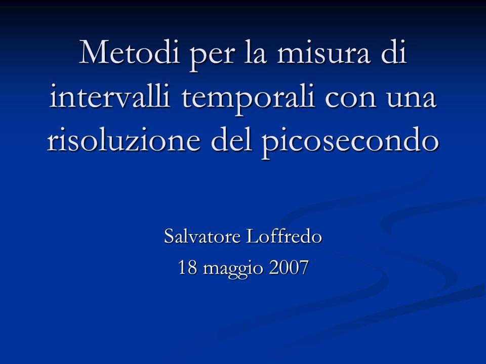 Salvatore Loffredo 18 maggio 2007