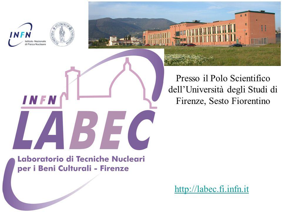 Presso il Polo Scientifico dell'Università degli Studi di Firenze, Sesto Fiorentino