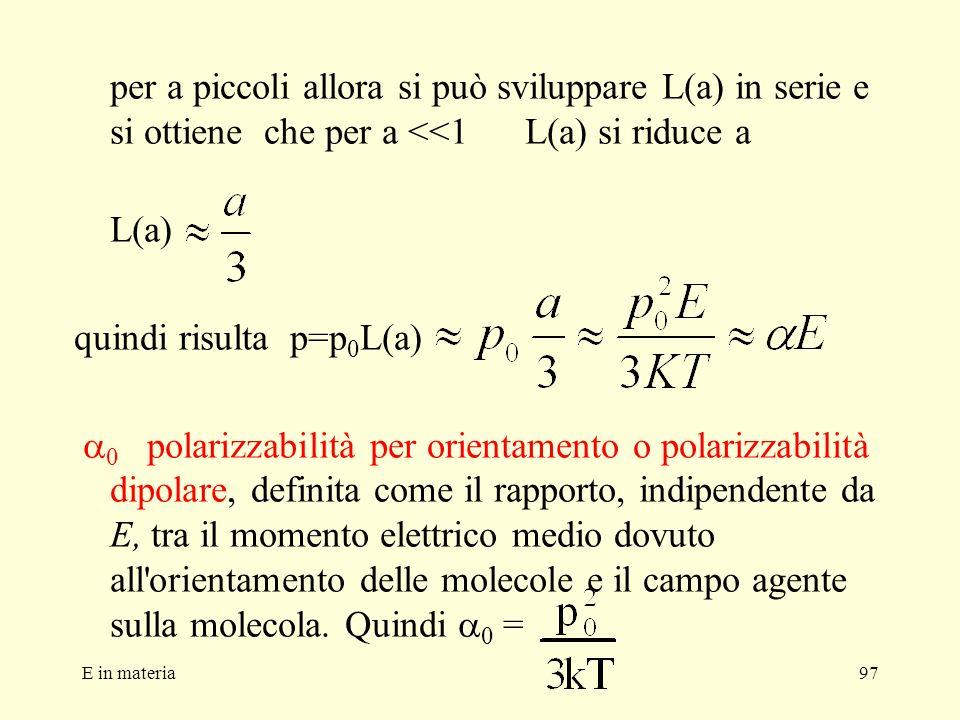 quindi risulta p=p0L(a)