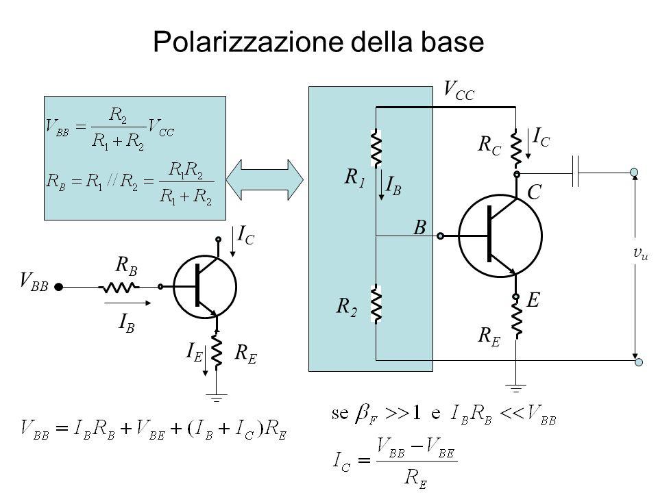 Polarizzazione della base