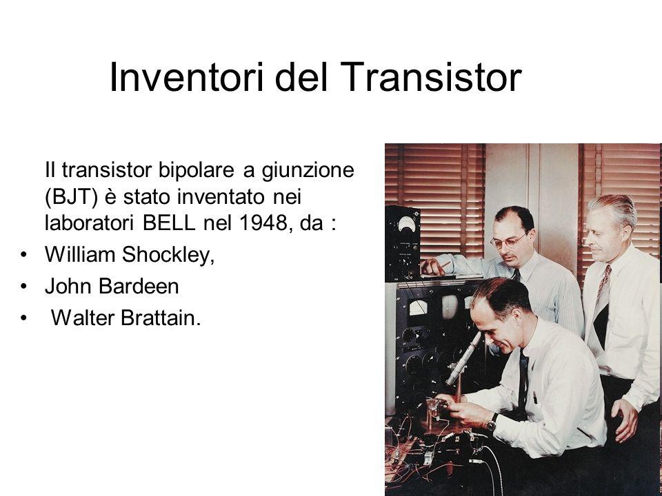 Inventori del Transistor