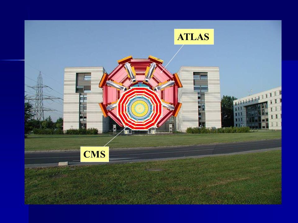 ATLAS CMS