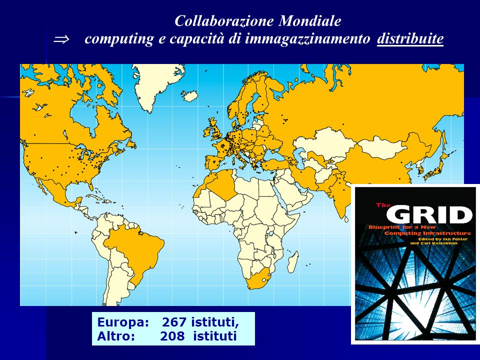 Collaborazione Mondiale