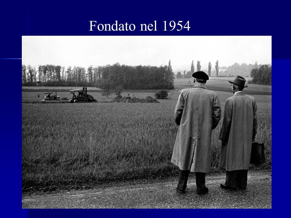 Fondato nel 1954