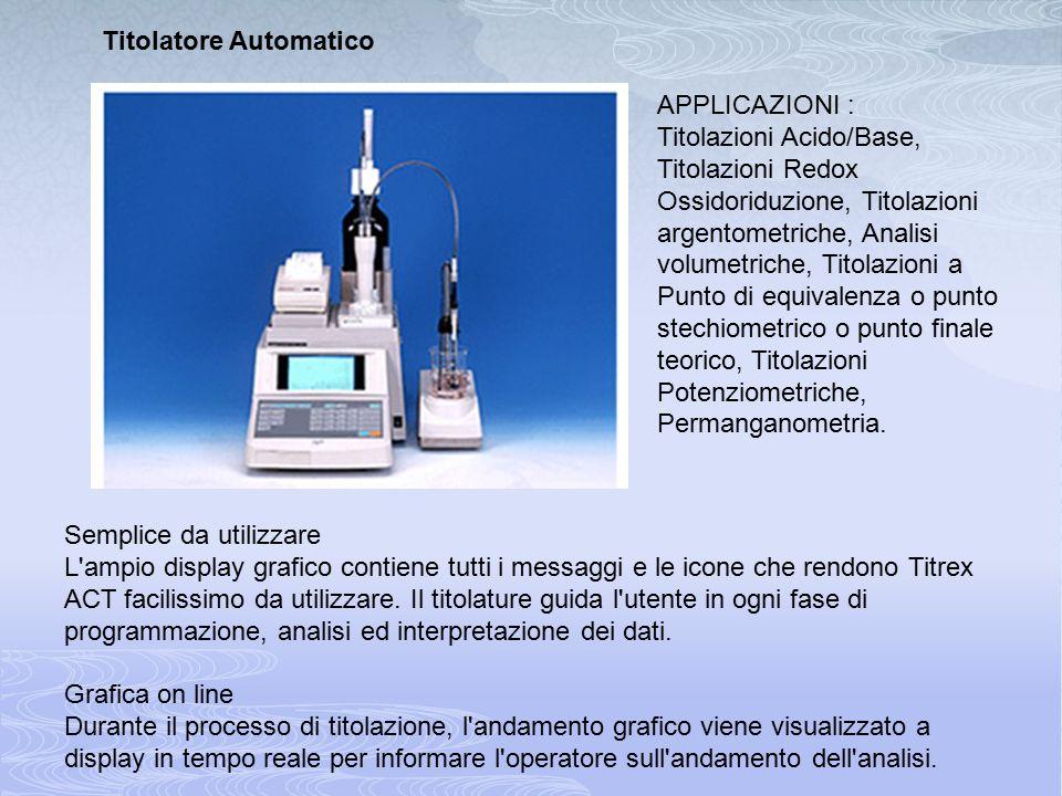 Titolatore Automatico