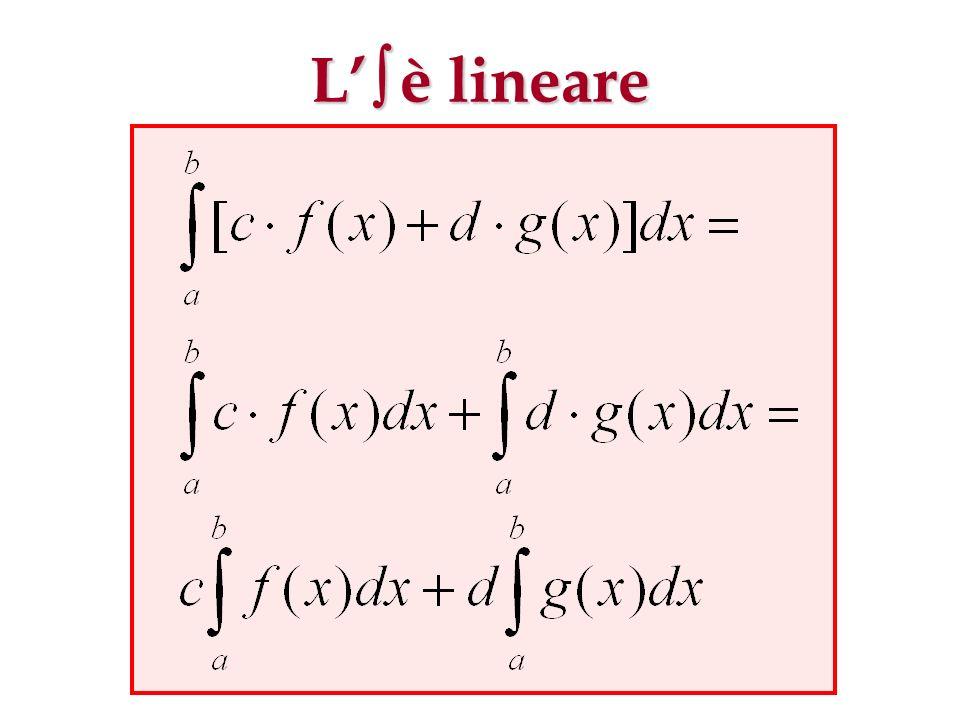 L' è lineare