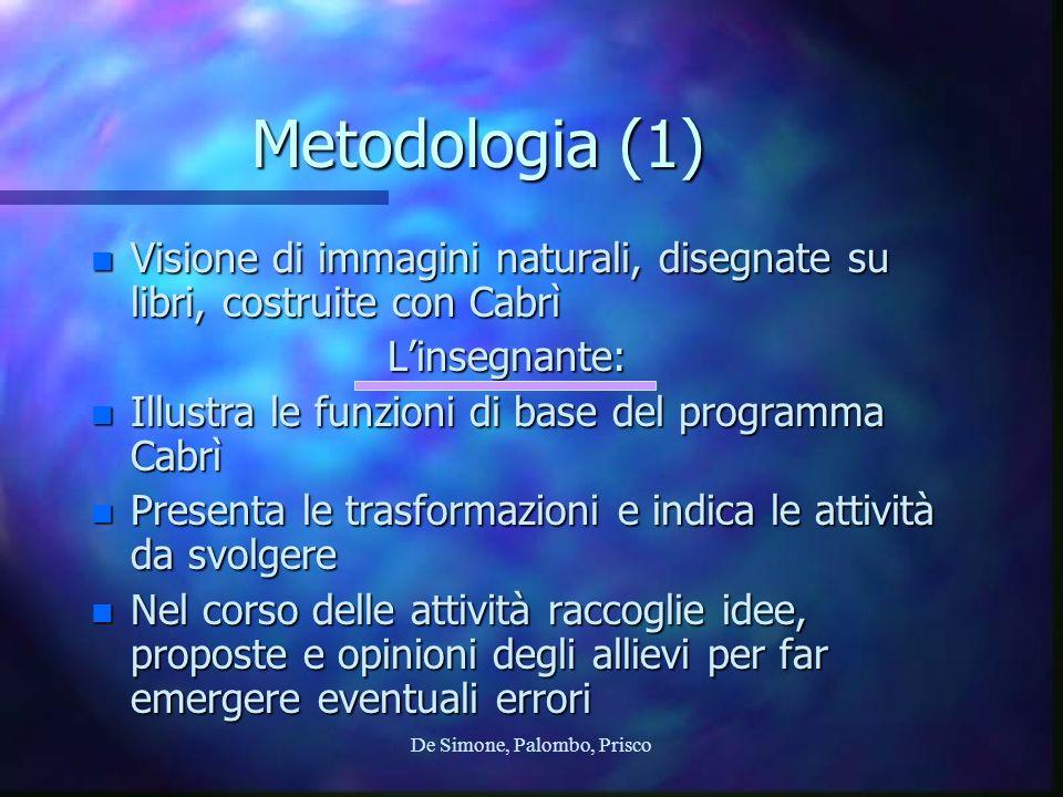 De Simone, Palombo, Prisco