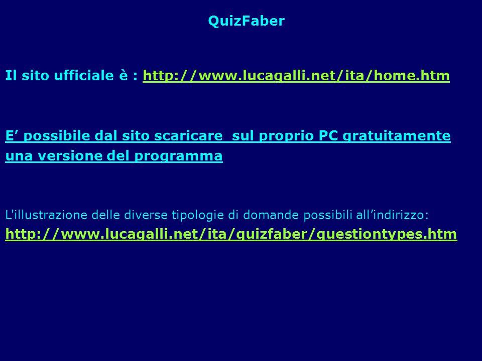 Il sito ufficiale è : http://www.lucagalli.net/ita/home.htm