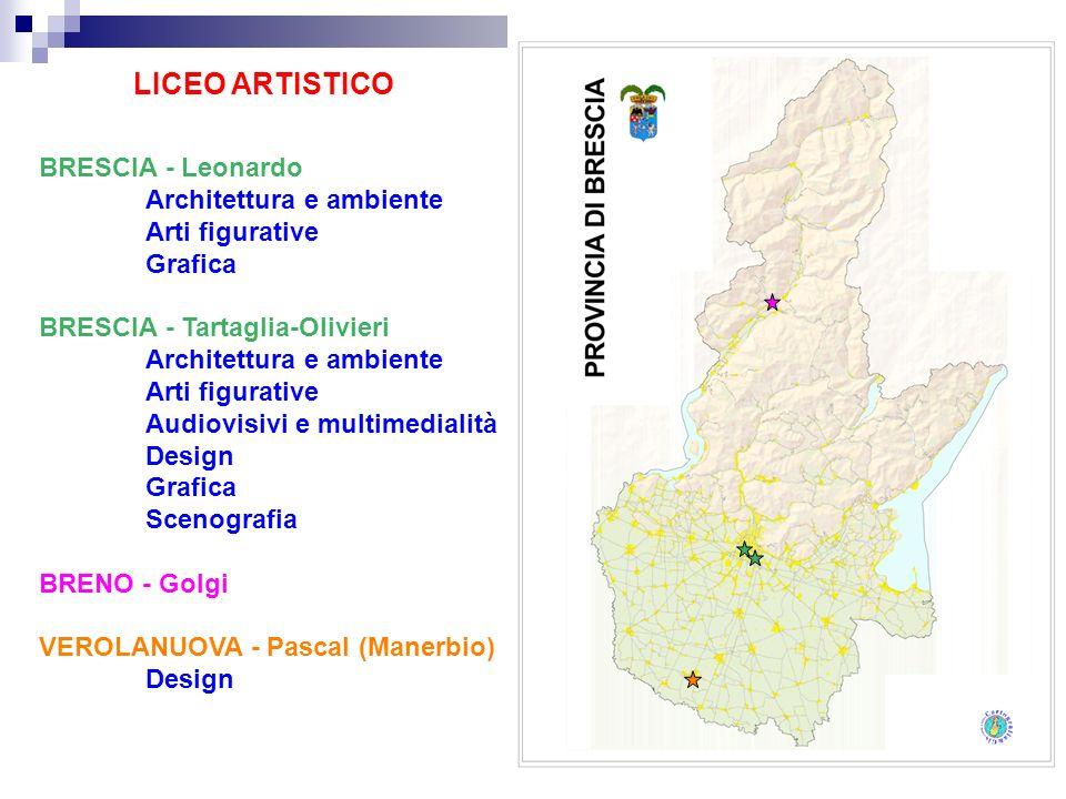 LICEO ARTISTICO BRESCIA - Leonardo Architettura e ambiente
