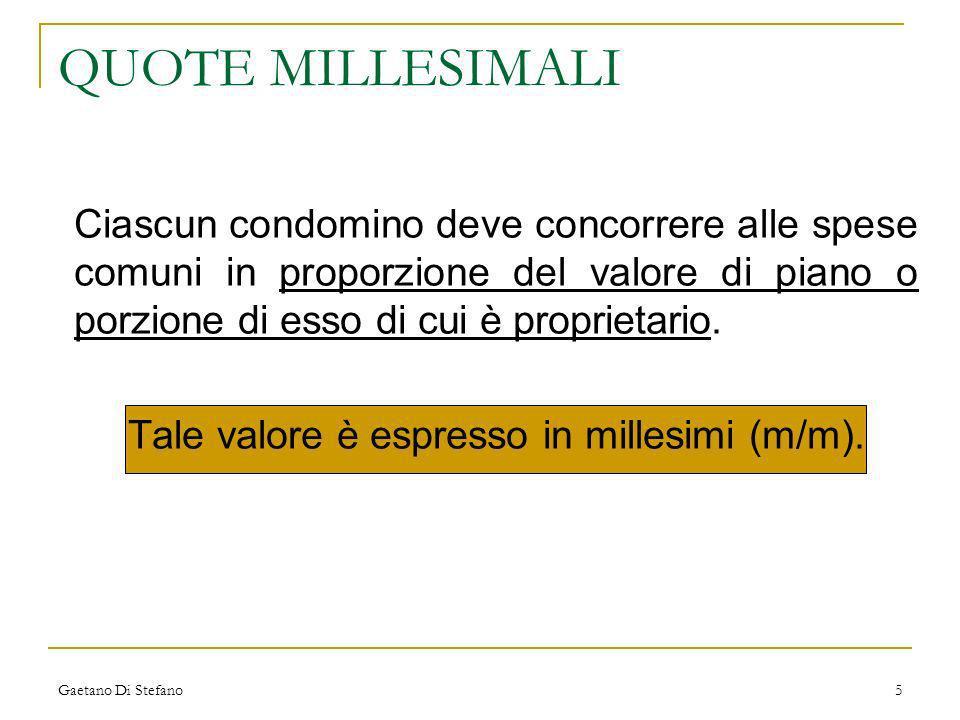 Tale valore è espresso in millesimi (m/m).