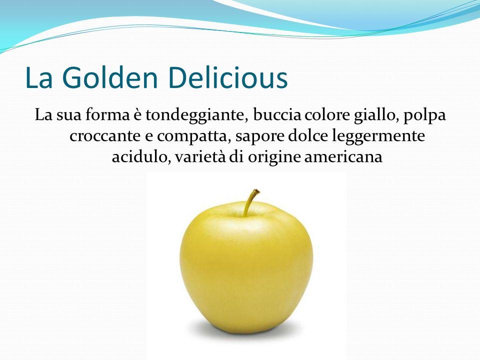La Golden Delicious