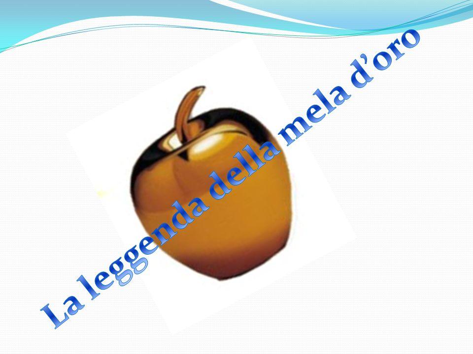 La leggenda della mela d'oro
