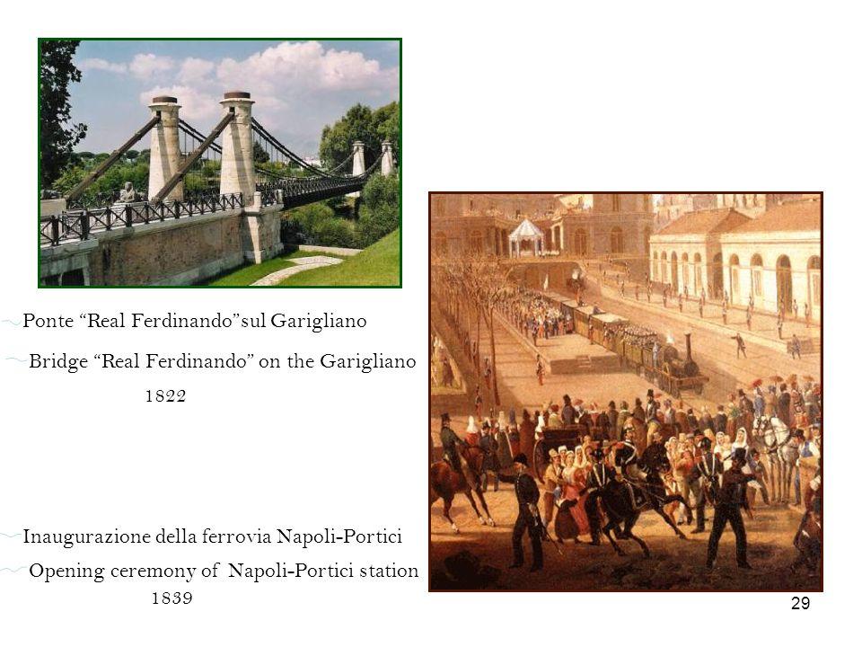 Ponte Real Ferdinando sul Garigliano