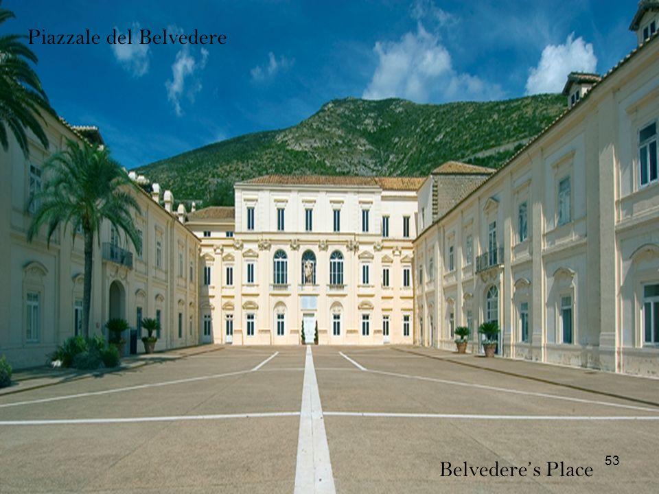 Piazzale del Belvedere