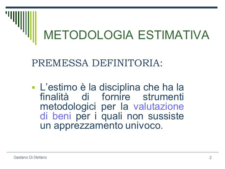 METODOLOGIA ESTIMATIVA