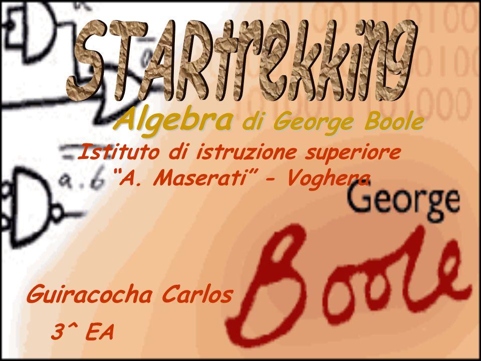 Algebra di George Boole