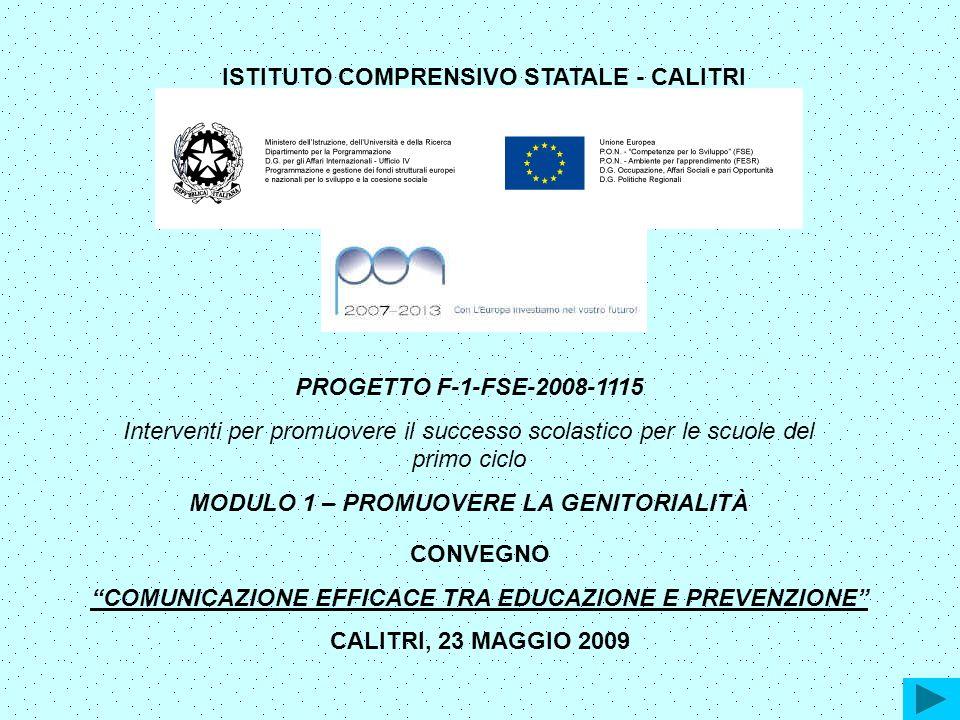 ISTITUTO COMPRENSIVO STATALE - CALITRI