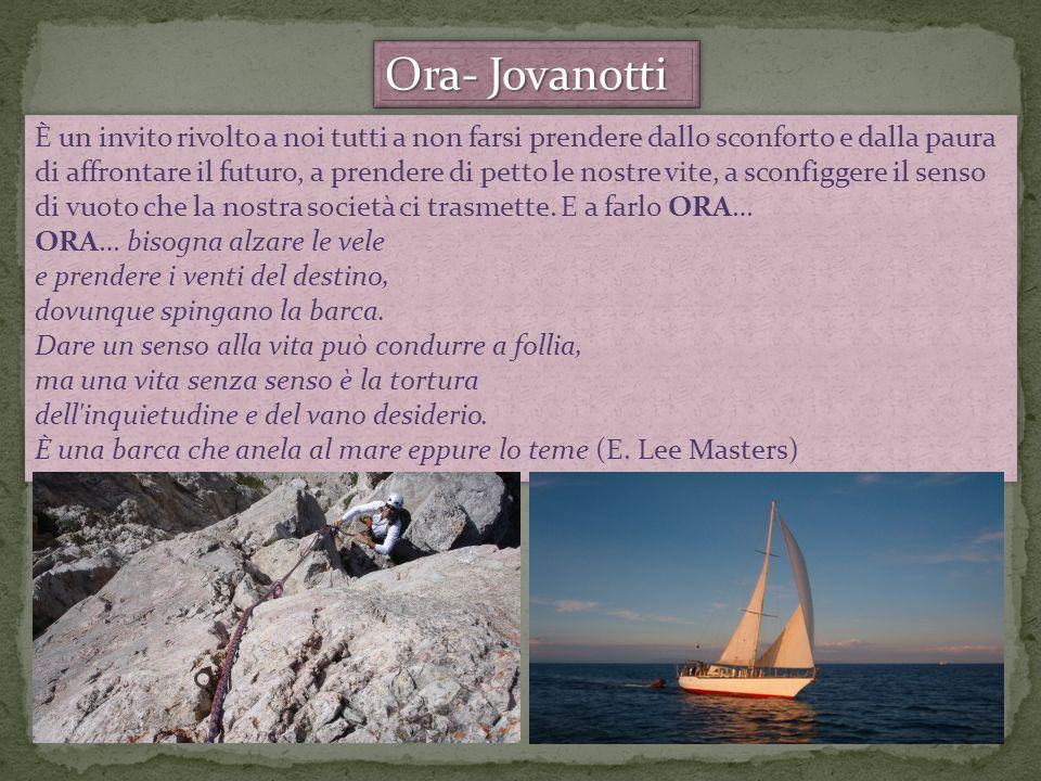 Ora- Jovanotti