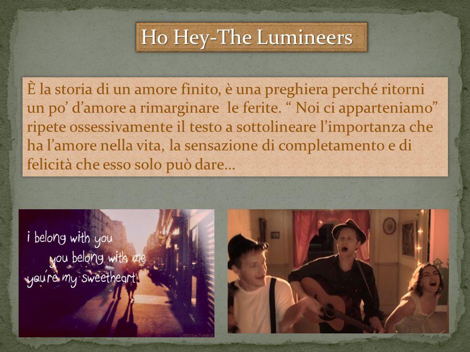 Ho Hey-The Lumineers