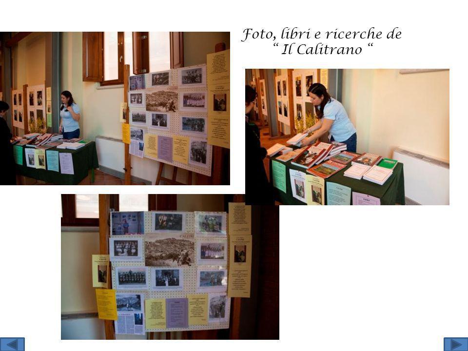 Foto, libri e ricerche de