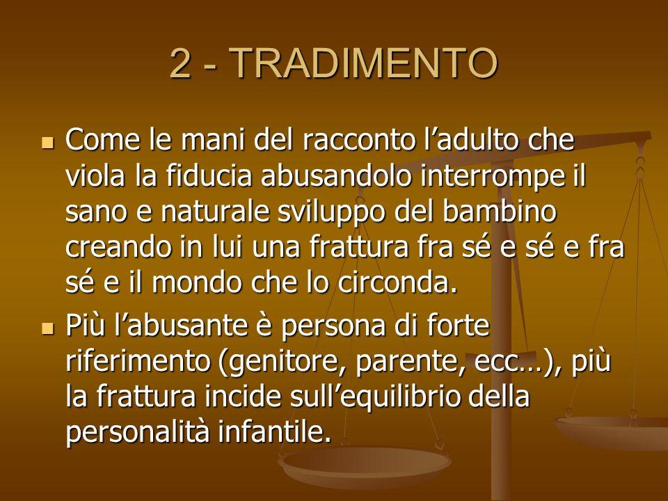 2 - TRADIMENTO