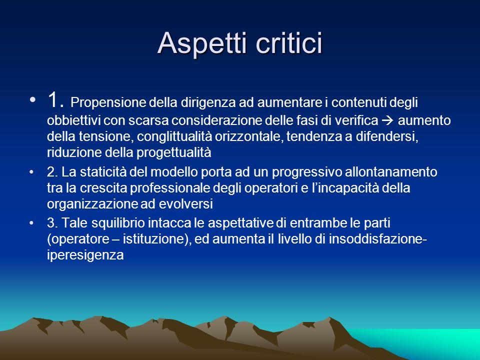 Aspetti critici