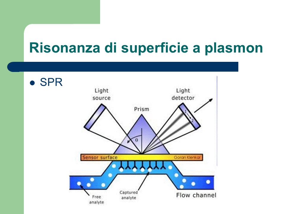 Risonanza di superficie a plasmon