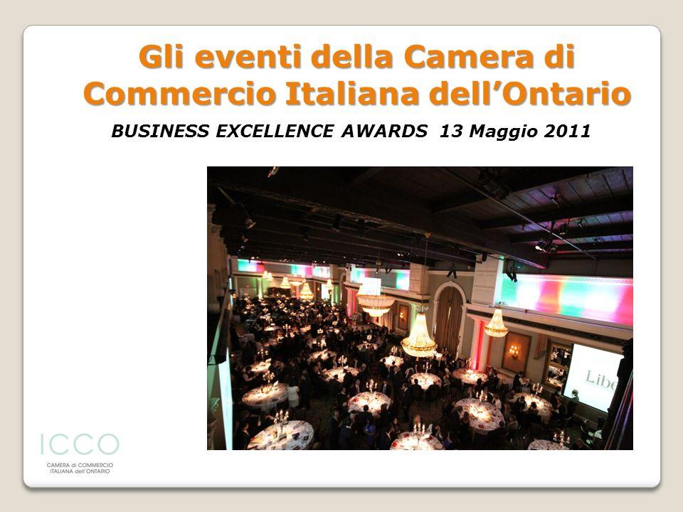 Gli eventi della Camera di Commercio Italiana dell'Ontario