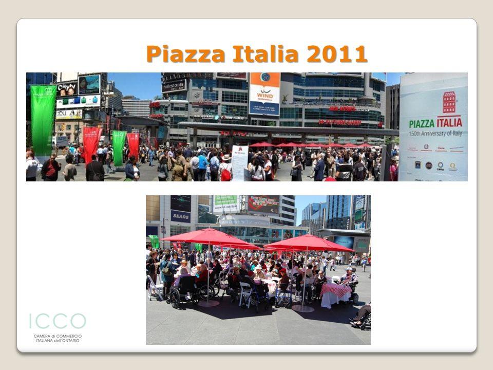 Piazza Italia 2011