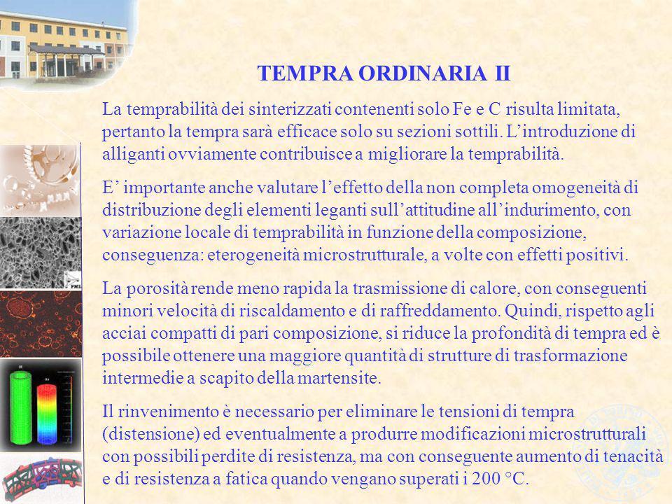 TEMPRA ORDINARIA II