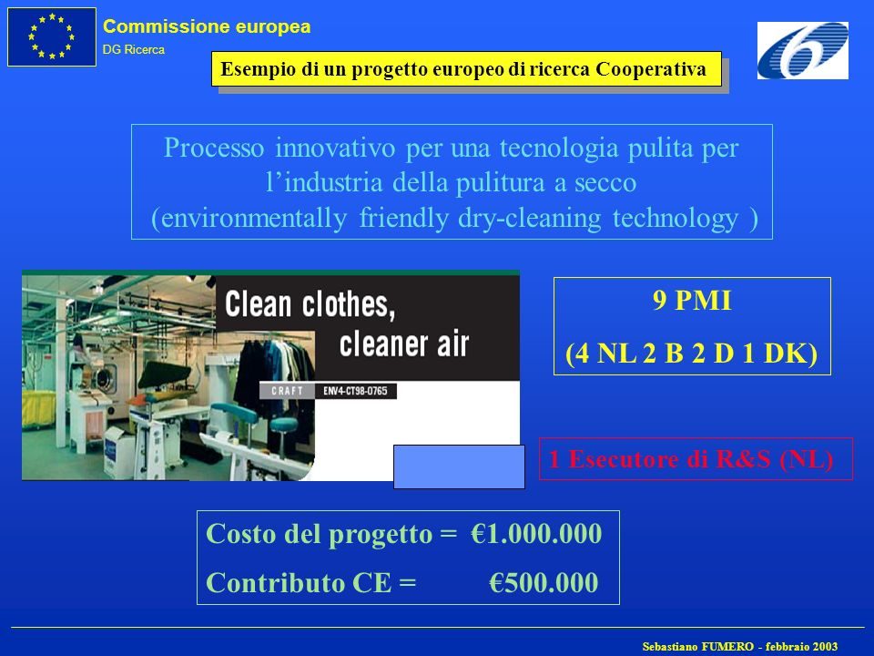 (environmentally friendly dry-cleaning technology )