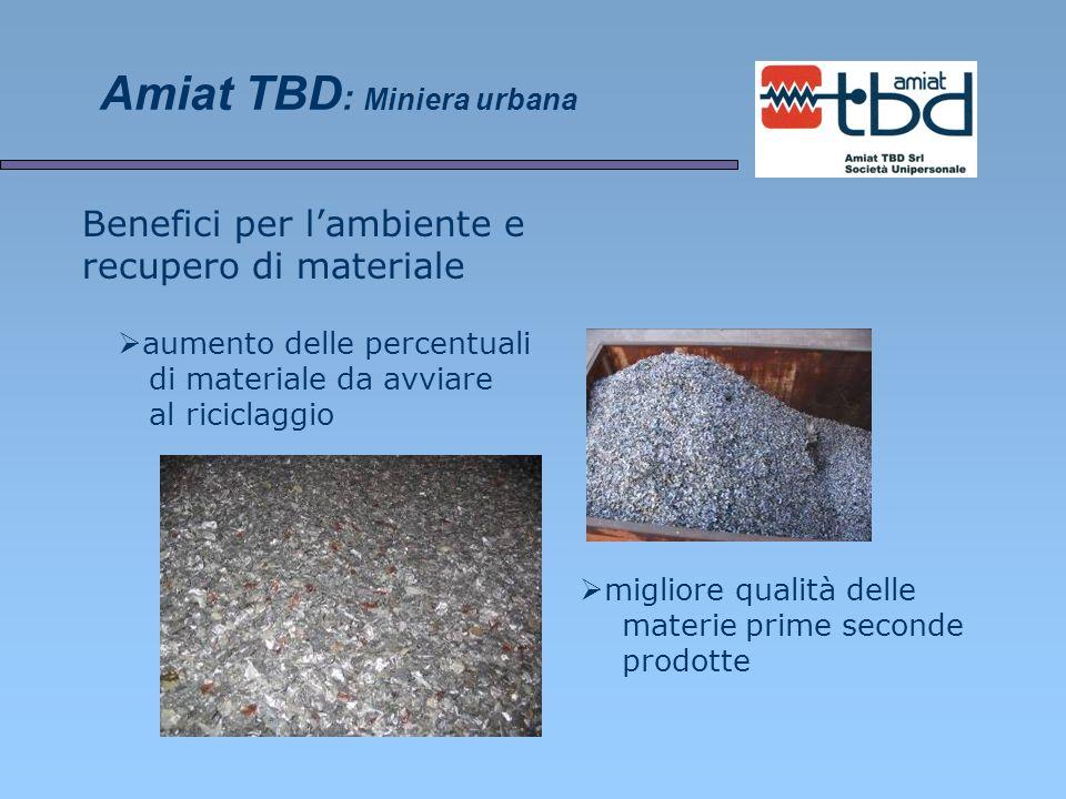 Amiat TBD: Miniera urbana