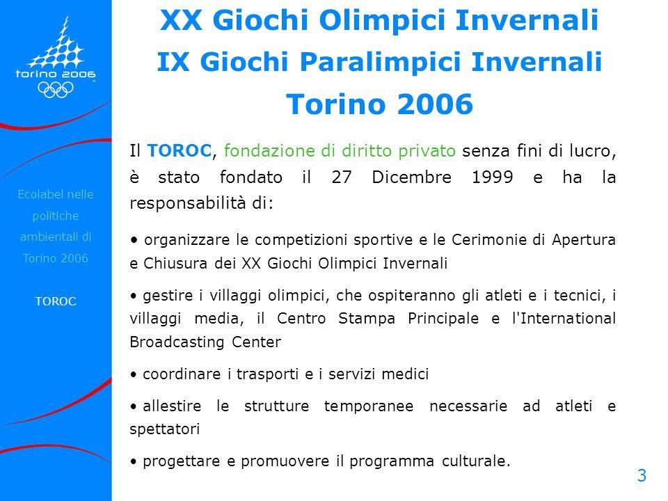 XX Giochi Olimpici Invernali IX Giochi Paralimpici Invernali
