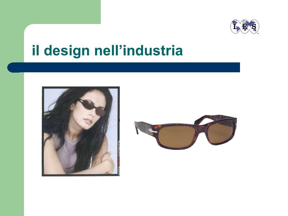 il design nell'industria