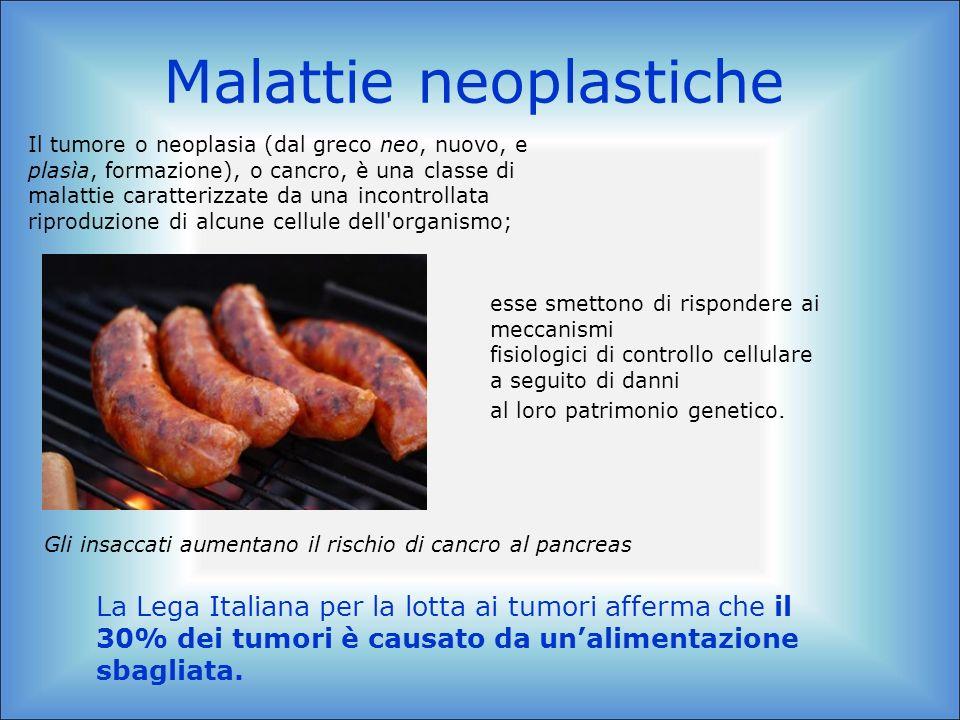 Malattie neoplastiche