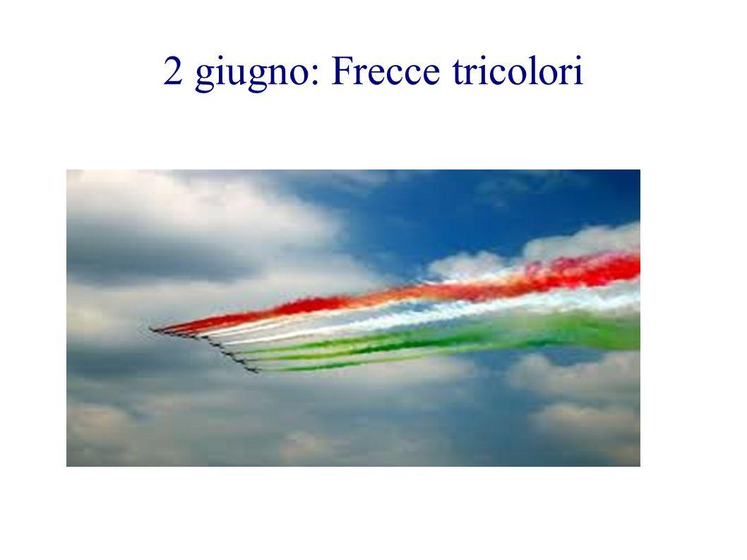 2 giugno: Frecce tricolori