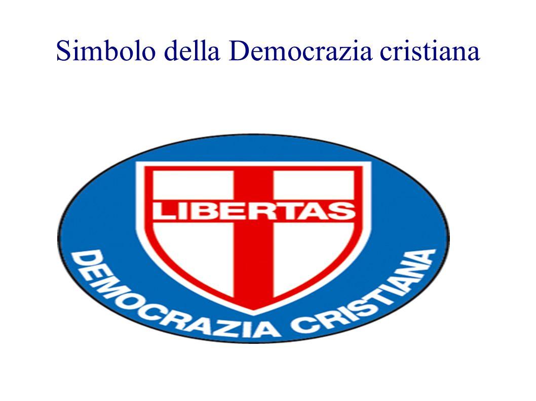 Simbolo della Democrazia cristiana