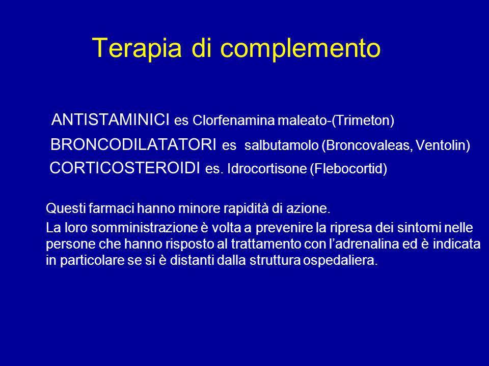 Terapia di complemento