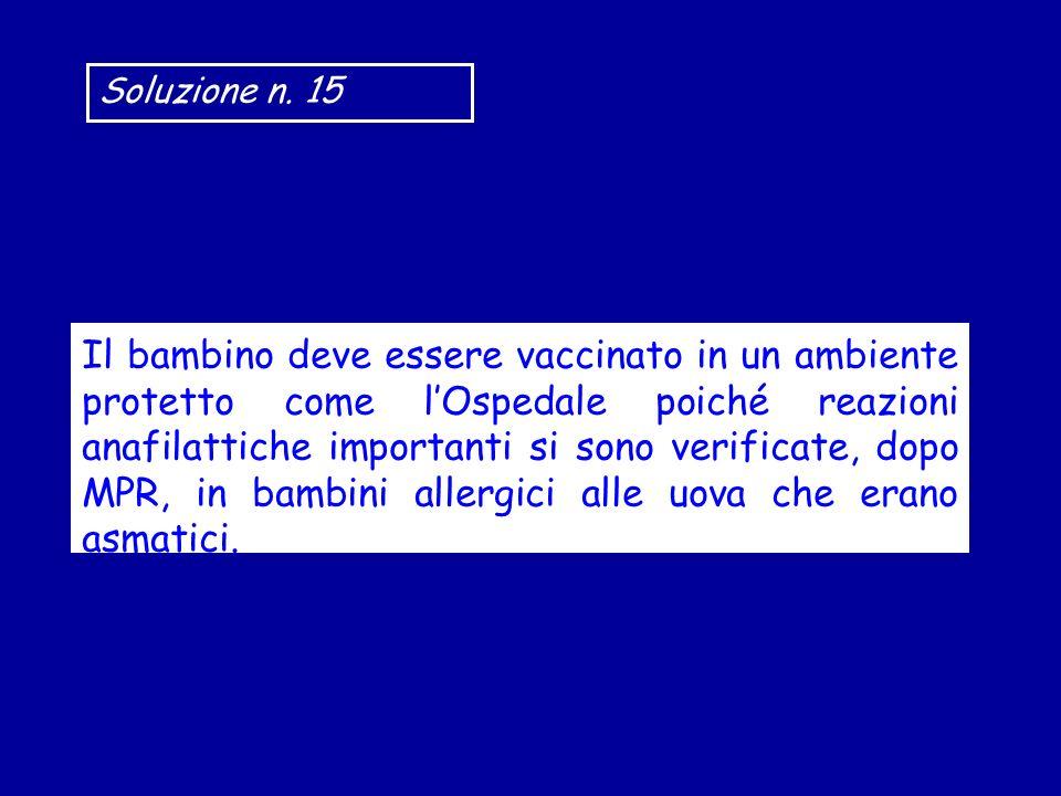 Soluzione n. 15