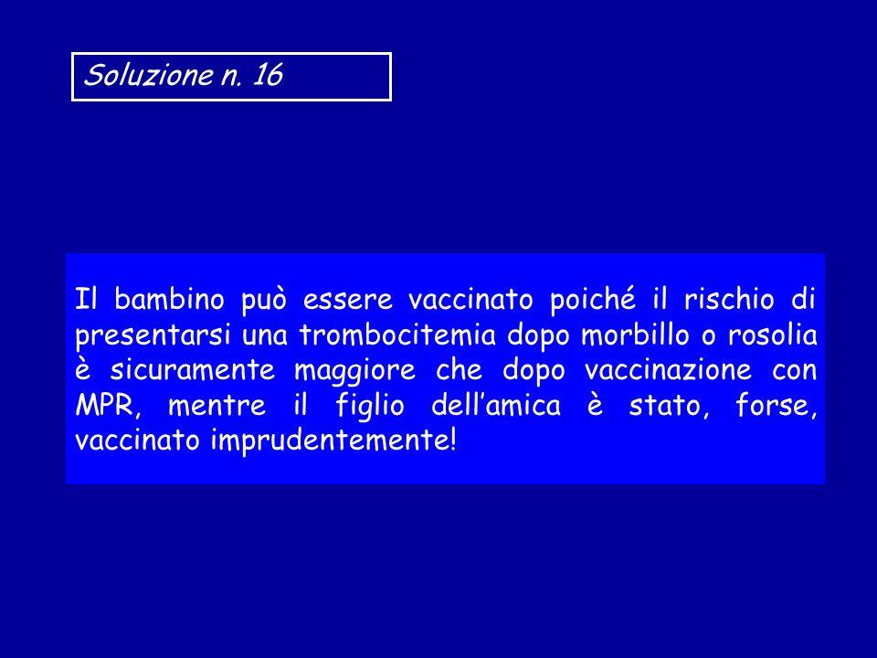 Soluzione n. 16