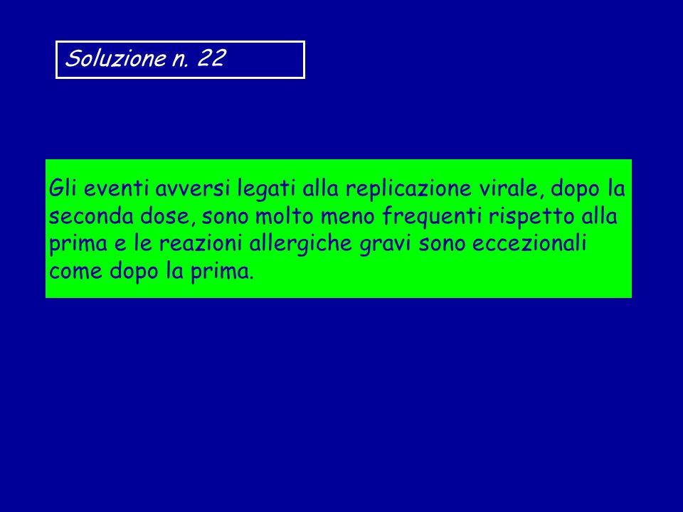 Soluzione n. 22
