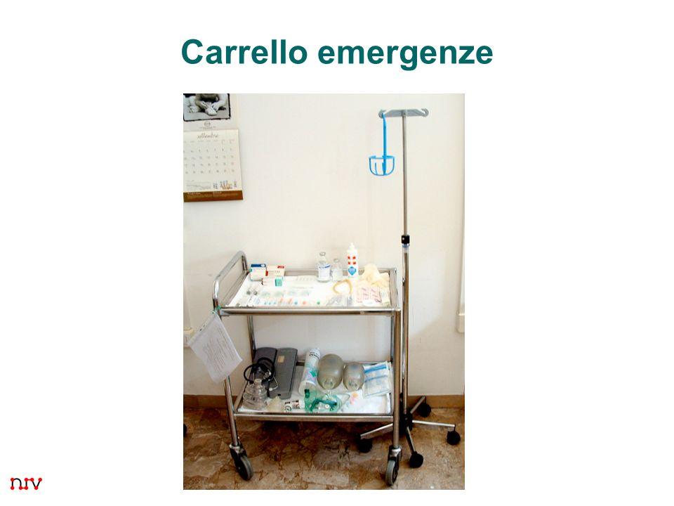 Carrello emergenze